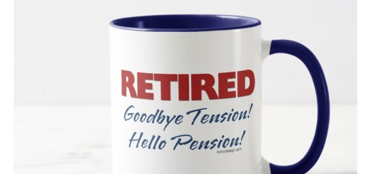Funny Old Age Gifts and Products
