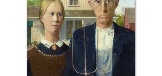 American Gothic Gifts Poster Prints