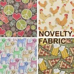 Novelty Print Fabric