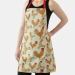 Novelty All-Over Print Aprons