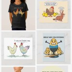 Funny Easter Gift Collection – Cute Animal Cartoon with Messages
