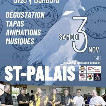 La Capucinade 2018 à Saint Palais