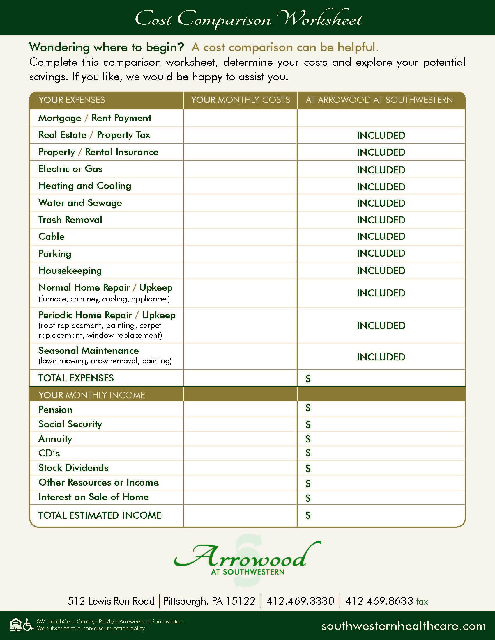Arrowood Services