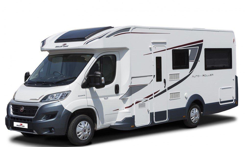 Luxury 6 Berth Motorhome Hire From Wests Motorhome Hire UK
