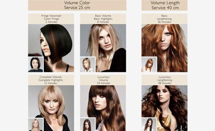 Hair extensions pmusecretfo Gallery