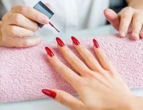 Colorful Nail Treatments