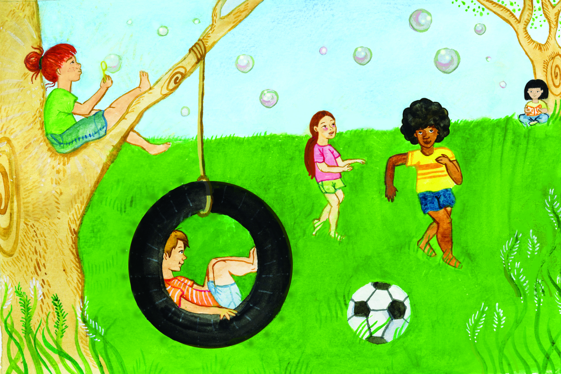 The Protection Bubble Guided Meditation