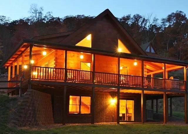 Hawksbill Retreat Ape Cabin 2 Shenandoah Valley Luray Va Mountain