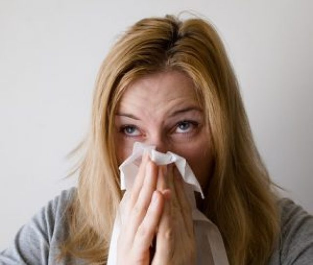 Liver Congestion And Dehydration Are Factors When It Comes To Hay Fever And Allergy