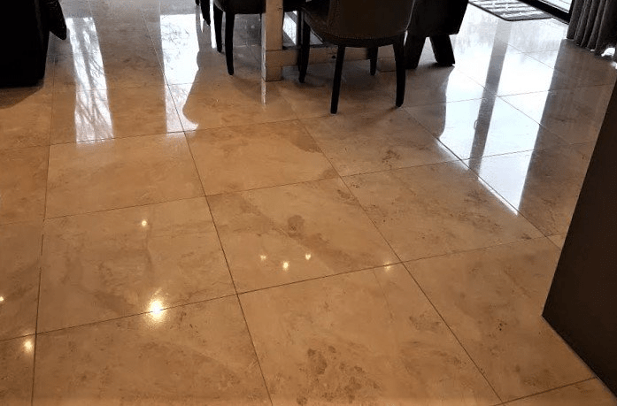 marble floor cleaning and sealing advice