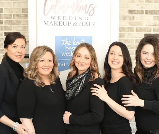Columbus Wedding Makeup Hair Is A Traveling Beauty Team Cwmh Was Founded In  In Wanting To Expand And Give Brides The High Quality Services They