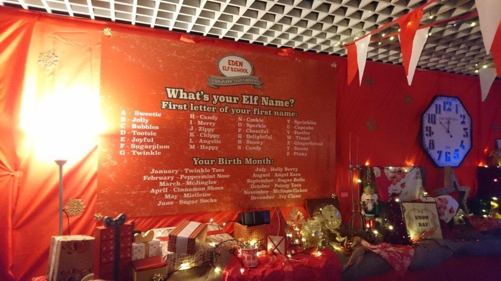 Eden Centre Elf School