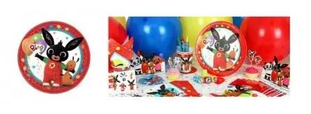 Festa Bing Addobbi Compleanno Accessori Tavola E