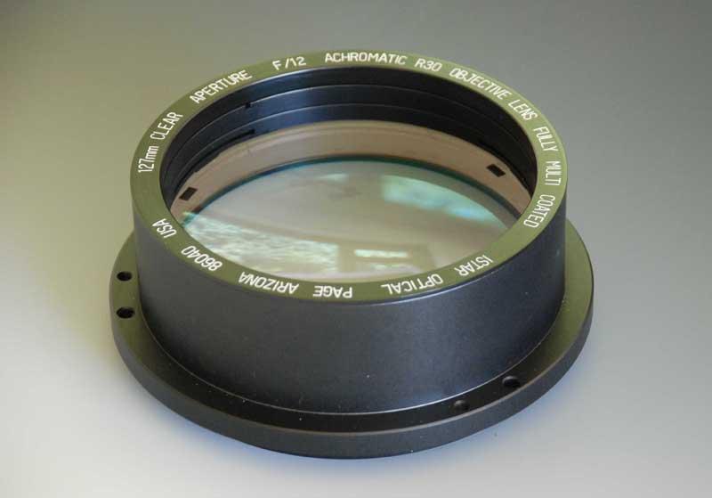 Lenses ir poyser u telescope makers
