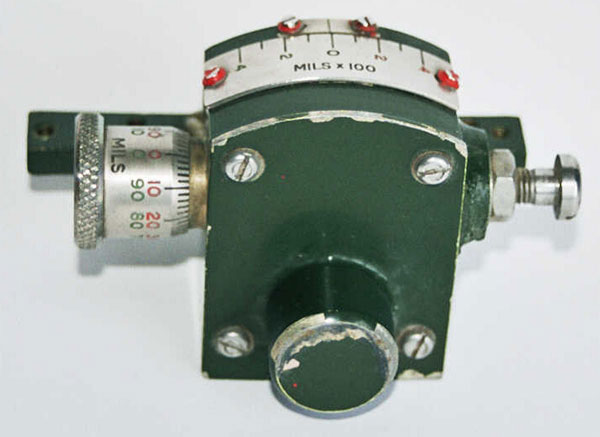 MT.2 tilting mechanism