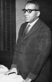 Alberto Guerreiro Ramos no Rio de Janeiro em 1958