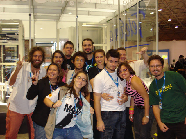 Campus Party Brasil 2010