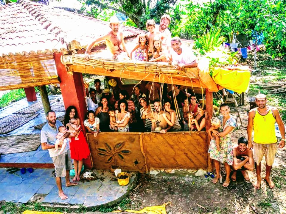 Mapeamento de Ecovilas e Comunidades do Brasil
