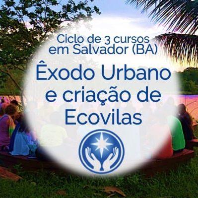 Curso Ecovilas Exodo Urbano Salvador