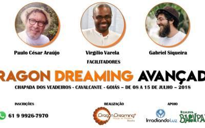 Curso Avançado de Dragon Dreaming na Chapada dos Veadeiros, Goiás.
