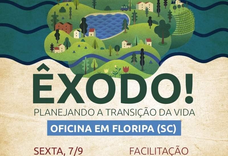 Oficina Exodo Floripa