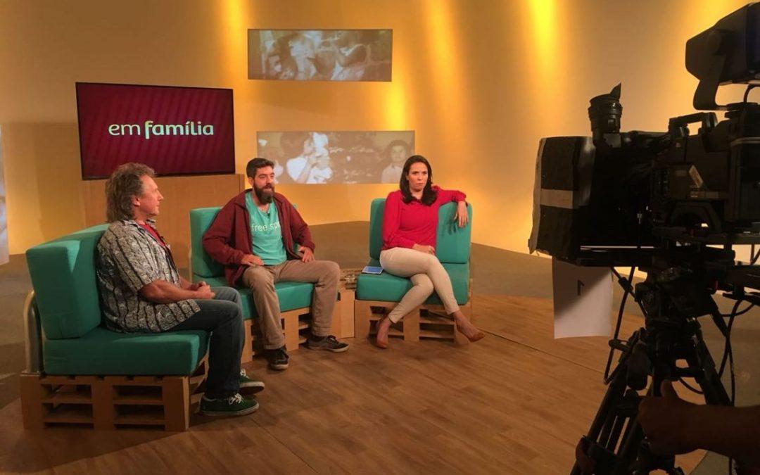 Ecovilas em debate no Canal Futura