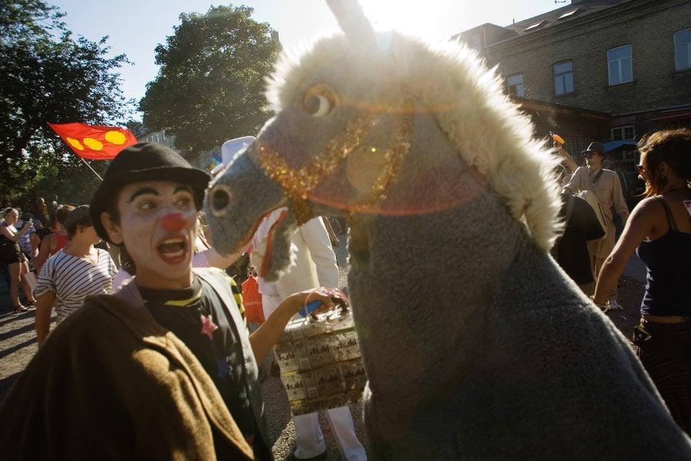 Christiania, festival no bairro hippie