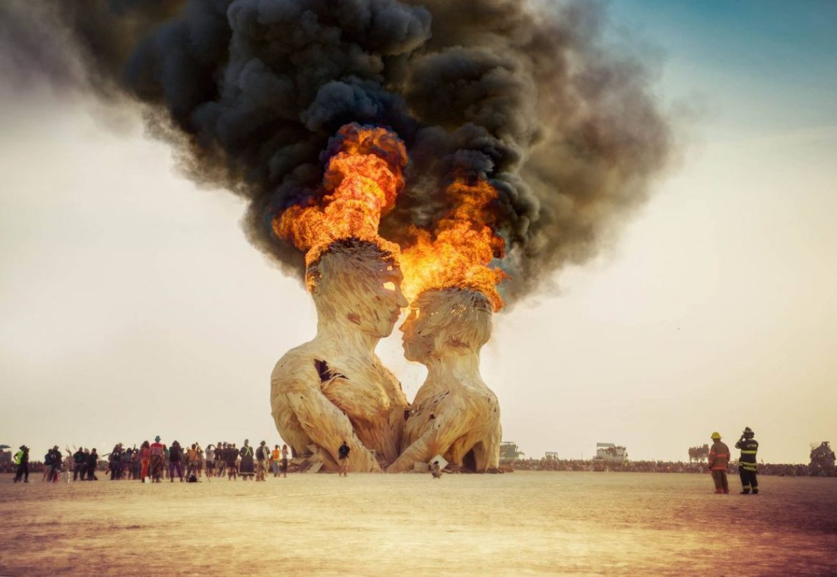 Festival Burning Man