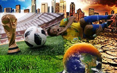 Perdemos a Copa do Mundo da Sobrevivência Humana | CAOS: Guia de Sobrevivência para o Séc. XXI – Episódio Piloto #1
