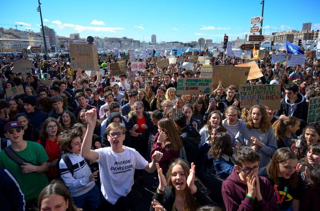 Greve Mundial pelo Clima é a maior manifestação ambiental da história! Fridays For Future