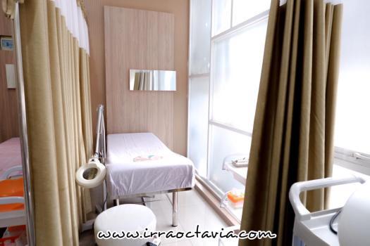 ruangan Calysta clinic cimahi