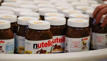 Nutella antwortet auf Bild über die Zutaten