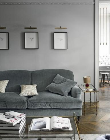 Smith living room sofa