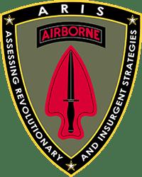Assessing Revolutionary And Insurgent Strategies (ARIS) logo