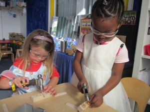 Woodwork In Early Years Education Training