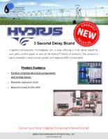 Hydrus 3-Sec Board 170125
