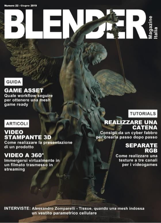blender magazine copertina 22