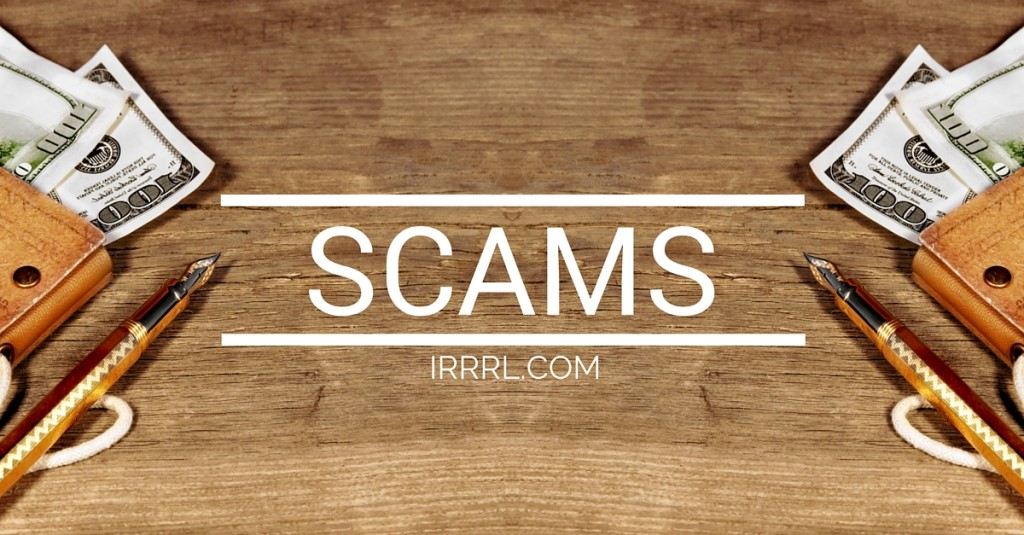 Irrrl Scams Archives