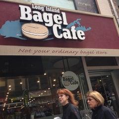 Long Island Bagel Cafe - Financial District - 125 Fulton St