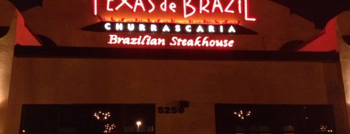 Texas de Brazil is one of The 15 Best Places for a Bacon in Orlando.