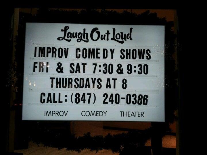 Laugh Out Loud 2017 Lineup