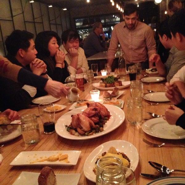 Restaurants York Cater Large Groups