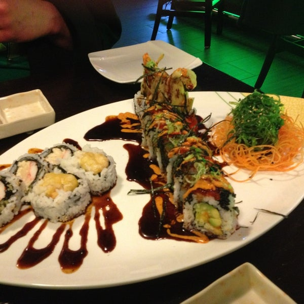 Sushi Restaurants St Louis