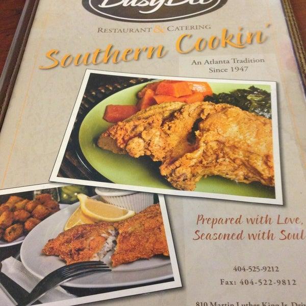 Soul Food Places Atlanta Ga