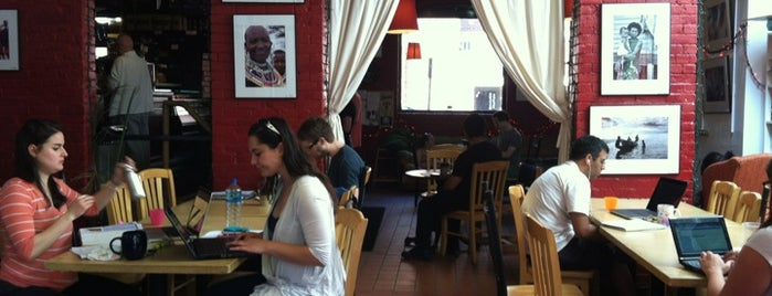 Koffee? on Audubon is one of The Coziest Spot in Every State.