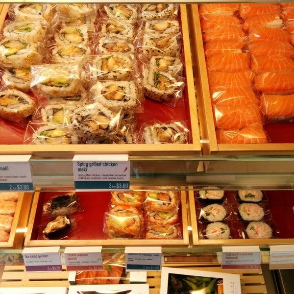 Wasabi Sushi Amp Bento Sushi Restaurant In Theater District