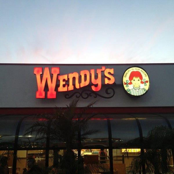 Names Fast Food Places