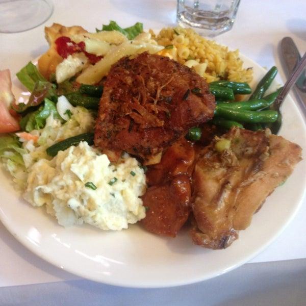 Soul Food Buffet Harlem