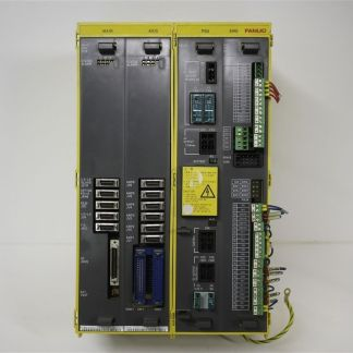 Fanuc Rack-Complete With Main CPU