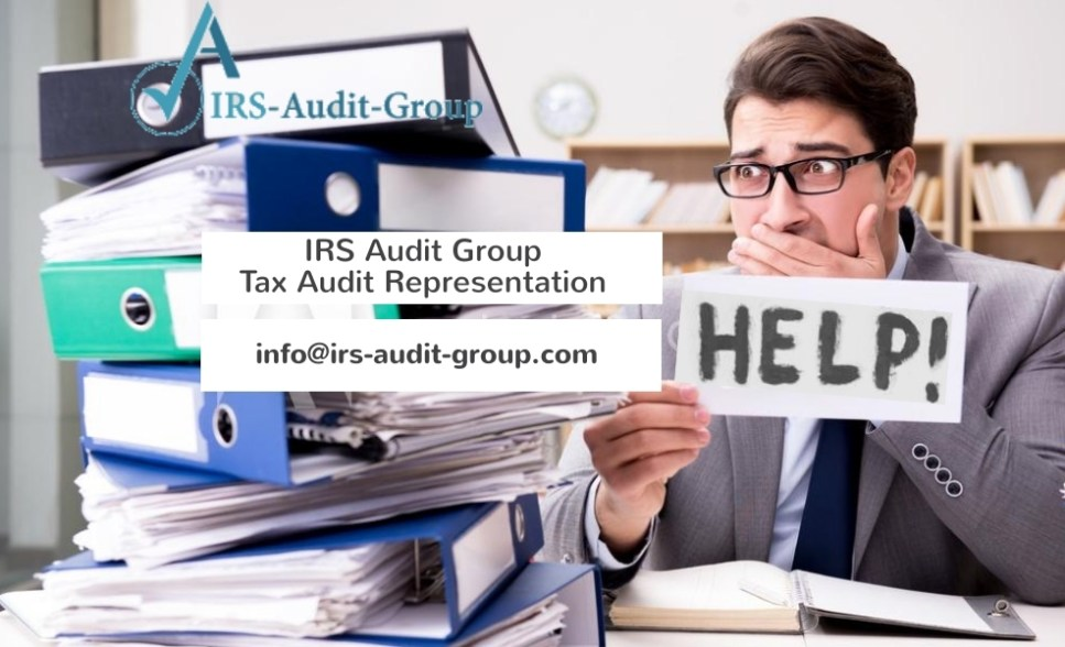 Tax Audit Representation Services